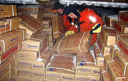 pesquero apresado Noruega
