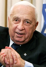 Sharon anuncia su salida del Likud