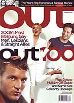 portada revista Out