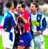 El Espanyol araña un punto tenso en el Calderón