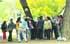 Vigilancia policial para los ecuatorianos del Tío Jorge