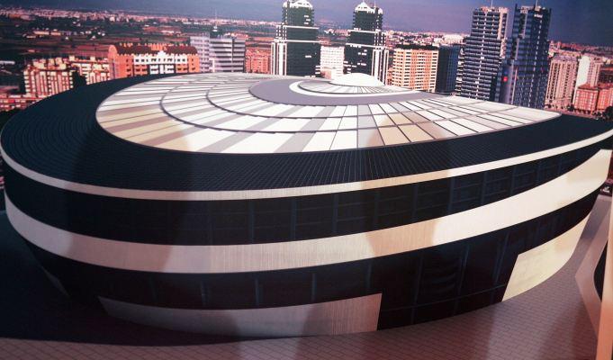 Proyectos del estadio del Valencia tremon 1