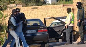 Detención de islamistas en Málaga