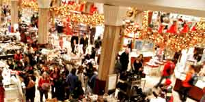 Navidad consumismo
