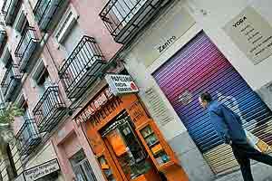 Barrio de Almagro.