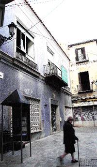 El palacio de Villalón se queda sin ventanas