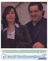 Carmen Martínez Bordiú y su novio