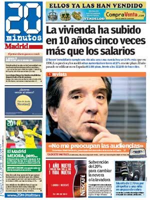 Diario vasco portada de hoy