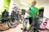 Las bicis de alquiler, en auge