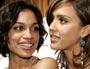 globos Rosario Dawson y Jessica Alba