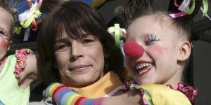 Estefanía de Mónaco en el Circo