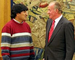 ¿Cuánto mide Evo Morales? - Altura - Real height 331569