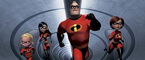 Imagen de Los Increíbles, gran éxito de Pixar