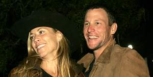 Lance Armstrong y Sheryl Crow