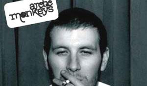 Portada del álbum de Arctic Monkeys.