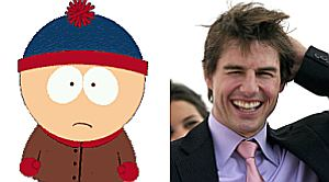 Stan y Tom Cruise