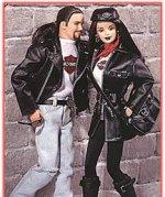 Ken y Barbie