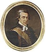 Barón Axel de Fersen