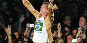 Los Rolling Stones reúnen a un millón de personas en un concierto gratuito en Rio de Janeiro  (Imagen: EFE/André Luz Mello)