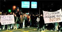 Cinco barrios de la capital se rebelan contra los parquímetros
