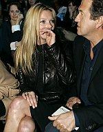 Kate Moss en Milán