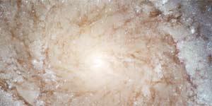 hubble foto galaxia