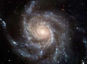 Fotografía de la galaxia Messier 1 tomada por el Hubble (Foto: NASA).