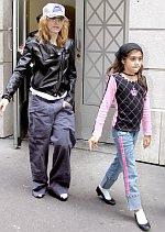 Madonna y Lourdes María, su hija