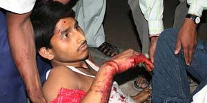 atentado en India
