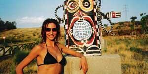 Almudena Cid: Me encanta la moda y diseñar mis maillots