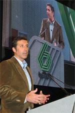 Emilio Aragón, presidente de La Sexta (Foto: Efe)