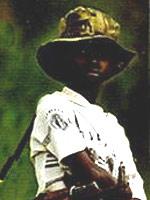 """Imagen de la portada del libro """"Yo fui un niño soldado"""" (Plon)."""