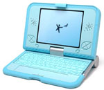 Imagen del ordenador que forma parte del proyecto 'Un portátil para cada niño'.