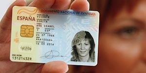 tarjeta de crédito interracial duro en Madrid