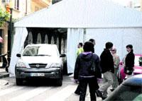 Fallas: 1.058 papeleras y 182 contenedores destrozados