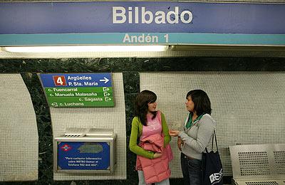 Bilbao, más castizo que nunca (Sergio González).