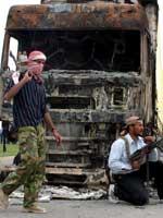 Continúa la violencia en Irak. (Efe)