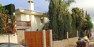 La casa de la alcaldesa de Marbella (Efe).