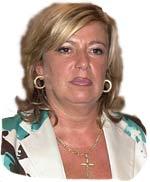 Marisol Yagüe en su toma de posesión (en 2003) . (FOTO: Efe).