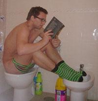 Rafael, autor de Diarios de sexo y Libertad