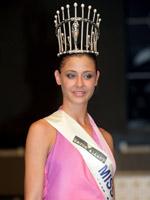 Elisabeth Reyes, Miss Málaga
