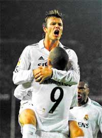 Beckham el maniático