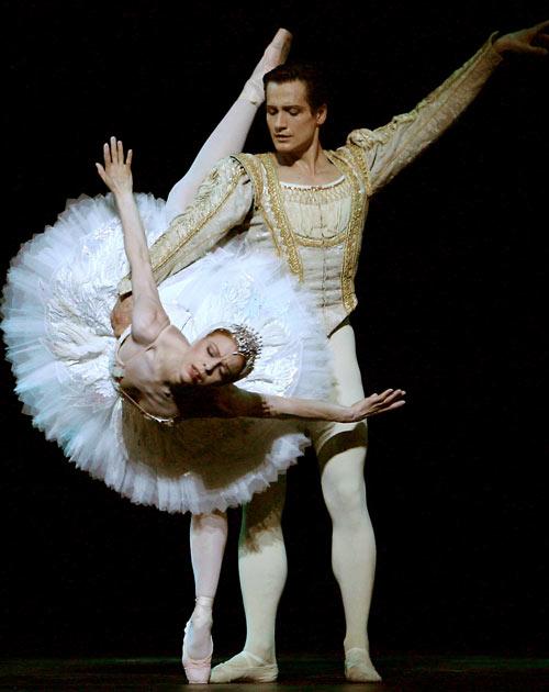 180406 - balet lago cisnes