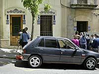 Los secuestradores de una madre y su hijo en barcelona for Cajeros barcelona