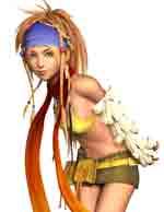 Rikku, personaje de<EM&gr; Final Fantasy X</EM&gr; y <EM&gr;Final Fantasy X-2</EM&gr;.