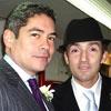 Boris Izaguirre se casó con su novio Rubén