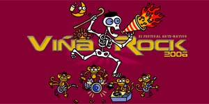 Viña Rock 2006