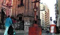 16 esculturas de gran formato se apoderan de las calles del centro