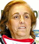 María Teresa Rivero.