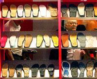 La moda de los pies, en Elche